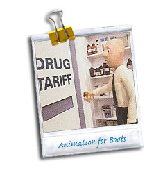 Boots Drug Tariff - The Movie