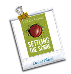Debut Novel Settling the Score